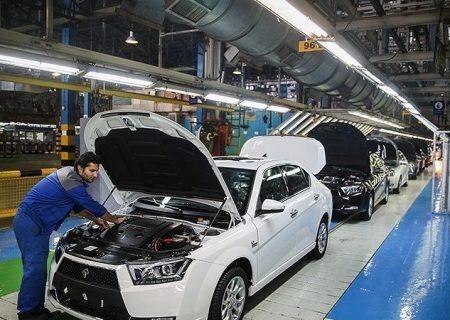 افزایش ۱۶ هزار دستگاه تولید ایران خودرو در آبان