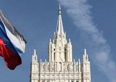 تحریمهای آمریکا نشان دهنده حمله ضد روسی خصمانه است
