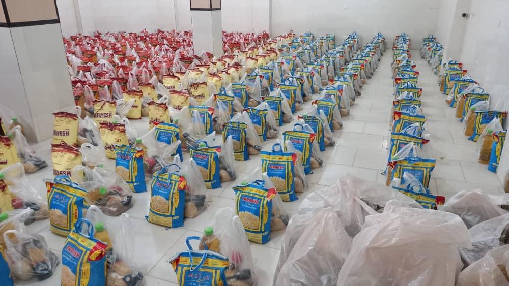 مرحله ی دوم تبرکات مهدوی اوقاف شهرستان اصفهان به ۱۵۰۰ نیازمند رسید