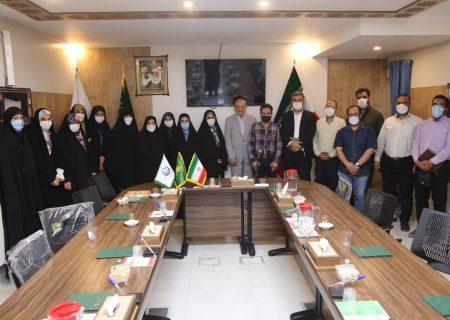 درخشش کشوری کانون خبر و فضای مجازی اصفهان