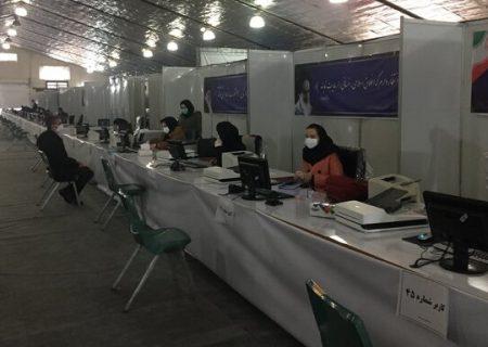 ثبت نام ۳۵۵۱ نفر در انتخابات شوراها
