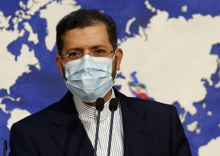 اظهارات امروز آشنا موضع شخصی است؛ نه با وزارت خارجه هماهنگ شده نه با دکتر ظریف