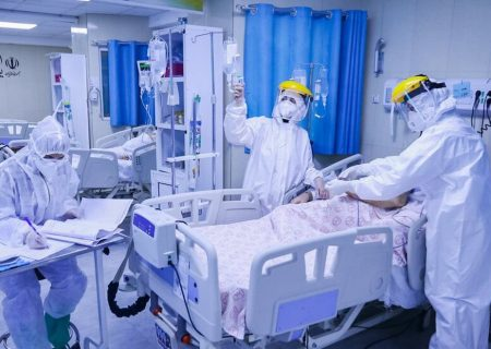 ابتلای ۳۲۵ نفر از کارکنان بیمارستان غرضی به کرونا