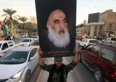 تمجید برهم صالح از نقش سرنوشتساز آیتالله سیستانی در عراق