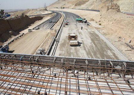 پروژههای راهسازی استان اصفهان با ارزش مالی ۴۷۰۰ میلیارد ریال در حال اجراست