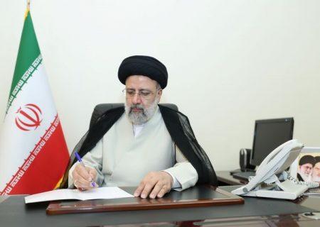 رئیس جمهوری از حسن اعتماد مجلس به وزیران پیشنهادی دولت تشکر کرد