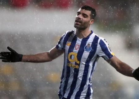طارمی بهترین بازیکن ماه لیگ برتر پرتغال شد