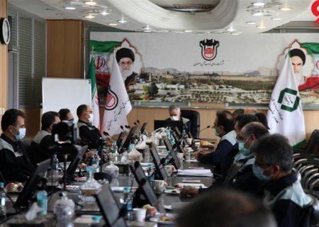 صدور مجدد گواهینامه سیستم مدیریت محیط زیست ذوب آهن اصفهان