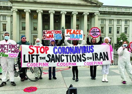 آمریکا اول باید تحریم را لغو کند