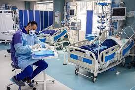 حال ۴۴۷ بیمار کووید۱۹  در بیمارستان های اصفهان، وخیم است