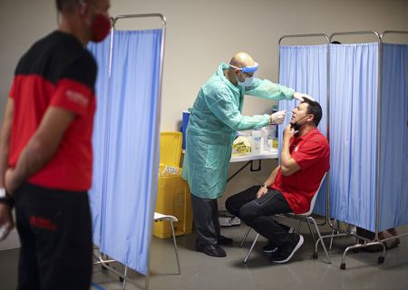 نخستین مورد ویروس جهش یافته در روسیه شناسایی شد