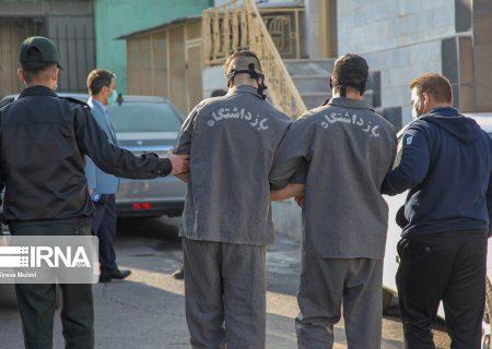شبکه سارقان ۱۴ دستگاه خودرو در مهاباد متلاشی شد