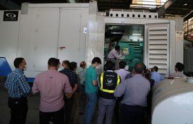 برگزاری دوره آموزش بهره برداری از نیروگاه سیارمدیریت بحران کشور در اصفهان