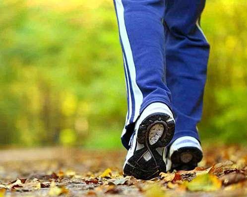 پیاده روی در افزایش طول عمر موثر است