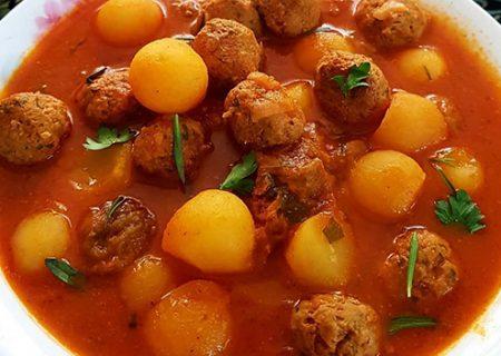 خوراک کلهگنجشکی؛ ساده و خوشمزه